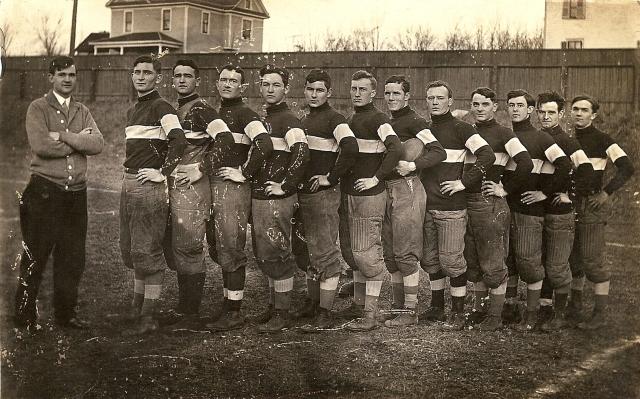 1912 Football Team